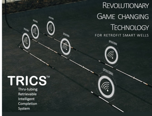 TRICS is an Intelligent Completions Revolution