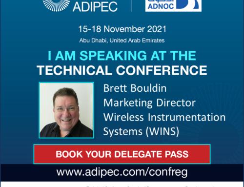 Brett Bouldin to Present Wireless Downhole Technologies at ADIPEC